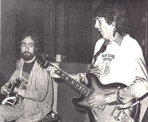 Dave en Paul